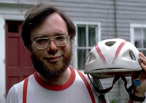 Bell Biker helmet from early 1970's