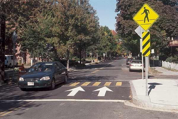 Massachusetts Speed Hump And Speed Table Nonstandardization